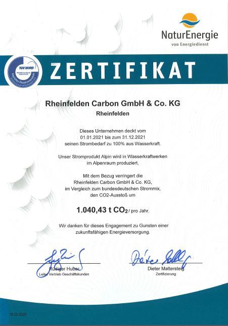 Rheinfelden Carbon GmbH Co KG_Alpin_esb